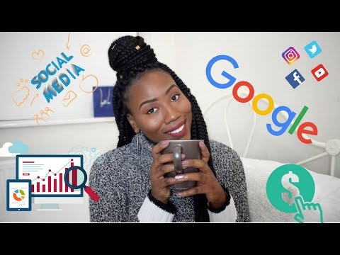5 Tips on How to Get a Digital/Online Marketing Job - For Beginners | MissFuramera