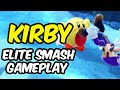 KIRBY TAKES ON ELITE:  Elite Smash Gameplay