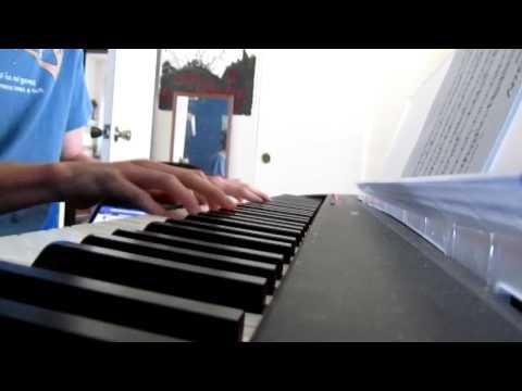 What Hurts The Most - Rascal Flatts (Piano Cover) - Brandon Silva