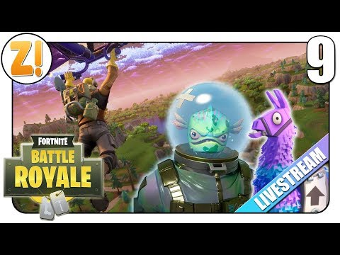 Fortnite Battle Royal: 50 vs. 50 Communityrunden am Wochenende! 🔴   #09   Let's Play [DEUTSCH]