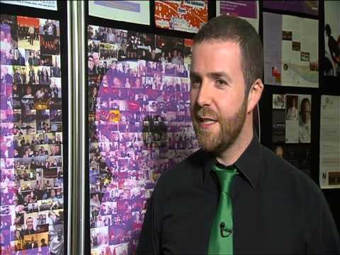 "Glória Dublin's Lesbian and Gay Choir on RTE 1 ""Nationwide"""