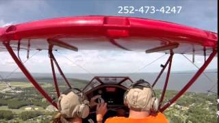Outer Banks Air Tour with Joey and Chris over the OBX Thumbnail