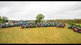 FCI Tractor Run...in the north midlands (July 2018; Co. Meath)
