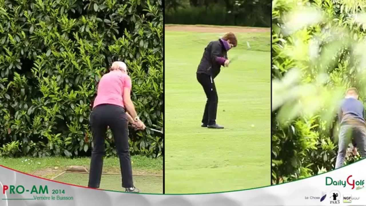 daily golf verri res le buisson pro am 2014 youtube. Black Bedroom Furniture Sets. Home Design Ideas