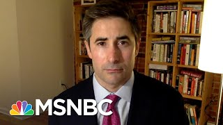 Jonathan Swan: Trump Is Not Confronting Reality About Coronavirus | The Last Word | MSNBC