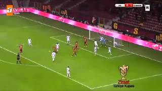 Galatasaray vs Diyarbakırspor 0:2 Geniş Özet ve Goller Türkiye Kupası 22 Ocak 2015