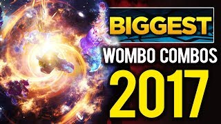 Biggest Wombo Combos in 2017 – Dota 2
