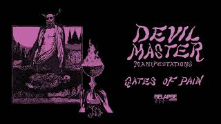 DEVIL MASTER - Gates of Pain (Official Audio)