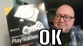 PlayStation Classic - I Like It! But You Probably Won