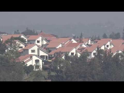 Kinyinya Hill -- Kigali, Rwanda