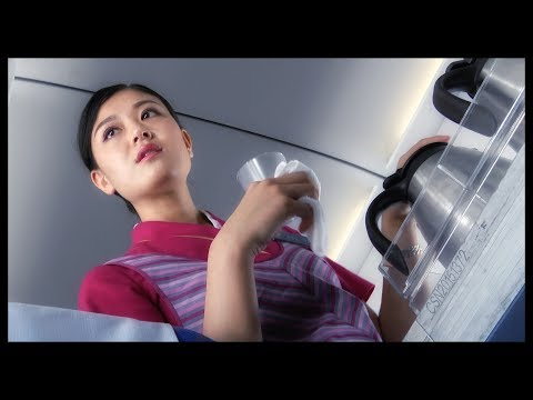 Are Chinese Flight Attendants the Hottest? - Air Travel in China