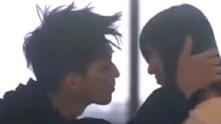 【キス】松田翔太「またしような・・・」セクシーな濃厚キスシーン 松田翔太 動画 16