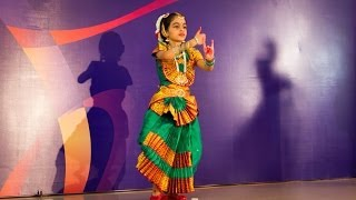 Natesha Kauthuvam - Bharatanatyam Dance Performance [HD]