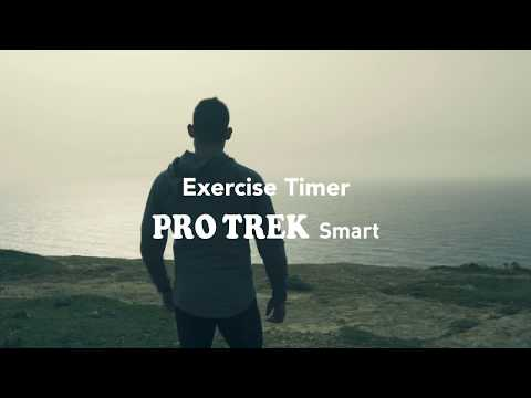 CASIO PRO TREK Smart with Exercise Timer
