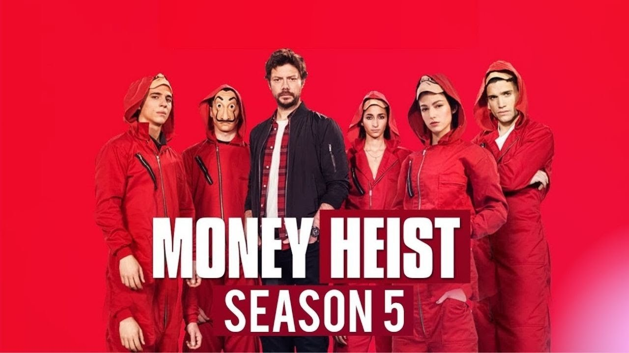 Download Money Heist: Season 5 Netflix Release Date & What to Expect