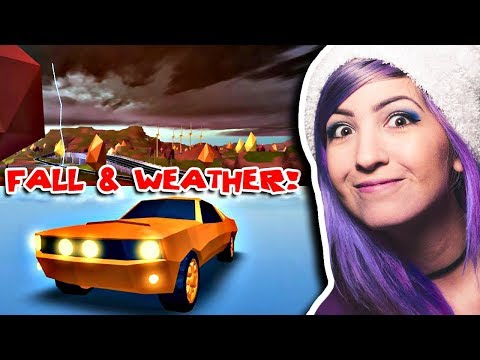 Roblox Jailbreak - Fall Theme, Weather & Orange Chrome Update!
