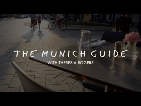The Munich Guide | Ep.3 | CAFES AND SITES IN SCHWABING