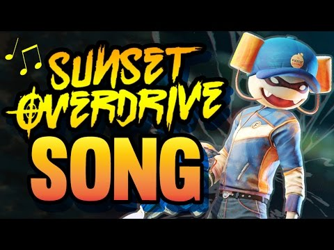 Sunset Overdrive SONG 'This is Delirium' MUSIC VIDEO - TryHardNinja