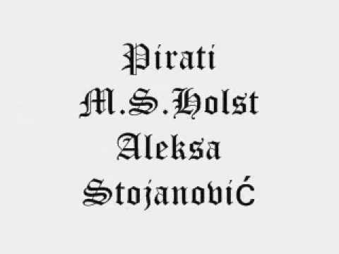 Pirati - M.S.Holst