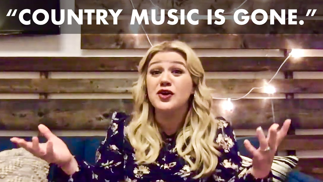 kelly clarkson, modern country