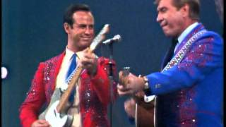 Buck Owens & The Buckaroos on The Dean Martin Show - How Long Will My Baby Be Gone