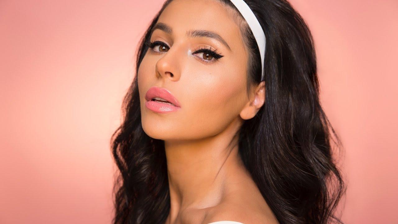 Bridal makeup tutorial makeup tutorial teni panosian youtube - Winged Eyeliner Makeup Tutorial Teni Panosian