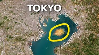 A New Island Is Discovered In The Middle Of Tokyo