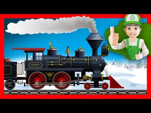 Поезд 20 век мультфильм