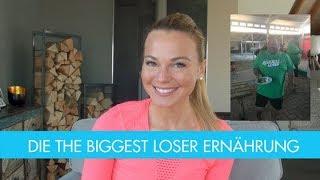 Die Wahrheit über die The Biggest Loser Ernährung