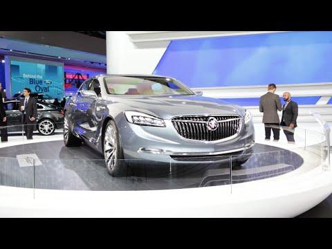BUICK AVENIR CONCEPT | 2015 Detroit Auto Show