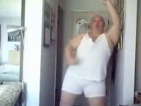 Big Fat Guy Dancing 37