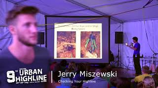 Checking Your Highline - Jerry Miszewski | UHF 2017