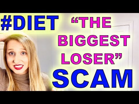 """✅ 6 REASONS WHY THE """"BIGGEST LOSER"""" DIET IS A SCAM   WHY YOU SHOULD TRY FASTING"""
