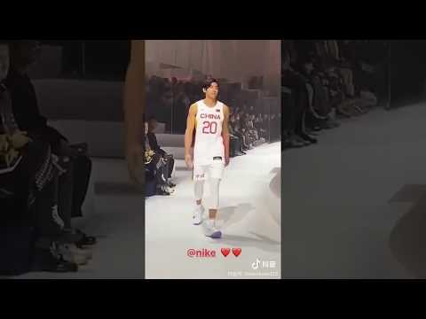 Nike Jersey Modeling + Show