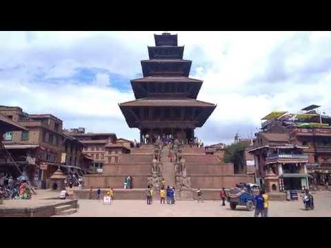 Nepál 2017