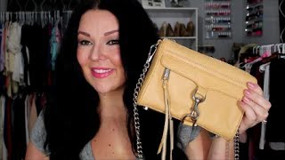 What's In My Bag Spring Edition 2014: Rebecca Minkoff Mini Mac Thumbnail