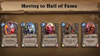 New class, cards and changes in Hearthstone from the official announcement