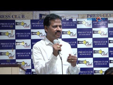 Sir Ganga Ram Hospital Delhi, Press Meet at Hyderabad || Praveen Kumar Madikonda