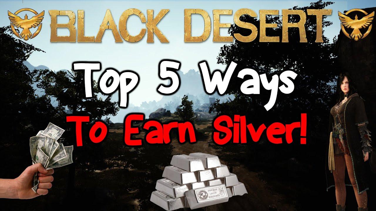 Black Desert - Серебро продают миллионами?! - YouTube
