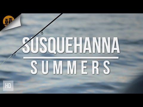 Summer Bass Fishing in Pennsylvania