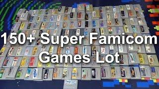 Bulk Super Famicom Games Unboxing