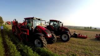 DEWULF P3K Farmer KOMBAJN DO MARCHEWKI