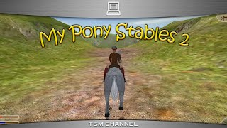 My Pony Stables 2 (part 2) (Horse Game)
