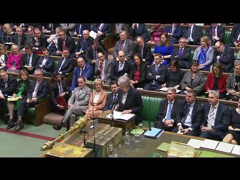تيريزا ماي تعلن تأجيل تصويت البرلمان على اتفاق بريكسيت  - نشر قبل 4 ساعة