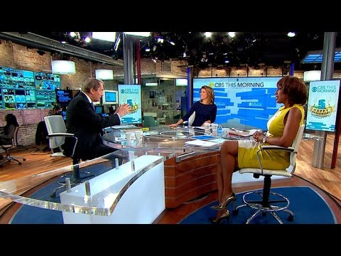 """CBS This Morning"" celebrates five-year anniversary"