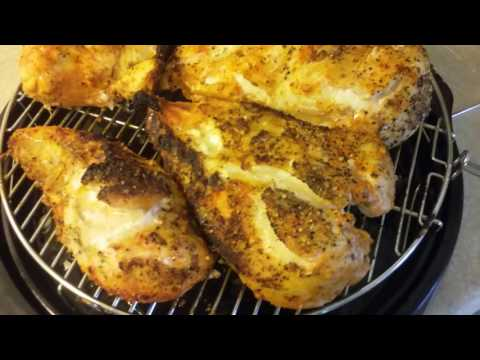 Chicken Breast On The Nuwave Oven