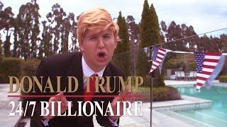 Bruno Mars - 24K Magic [Parody] Donald Trump - 24/7 Billionaire