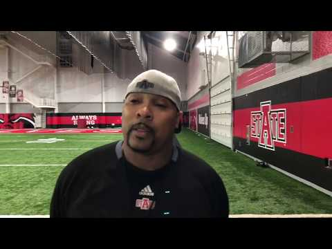 RWRC Radio Post Practice Interview W/AState Asst HC Trooper Taylor