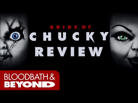 Bride of Chucky (1998) – Movie Review