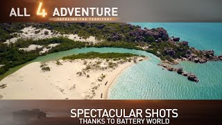 Spectacular Shots thanks to Battery World ► All 4 Adventure TV